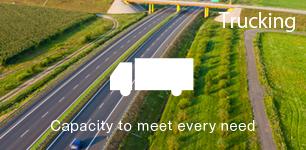 Trucking:Capacity to meet every need