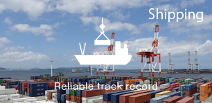 Shipping:Reliable track record